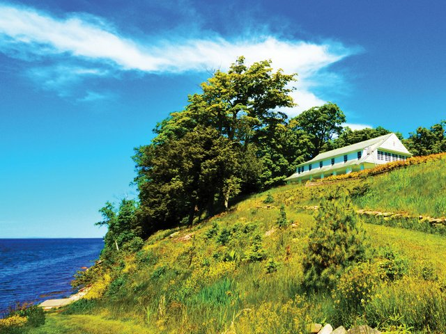 The Ford Bungalow: Keweenaw Bay's Secret Oasis