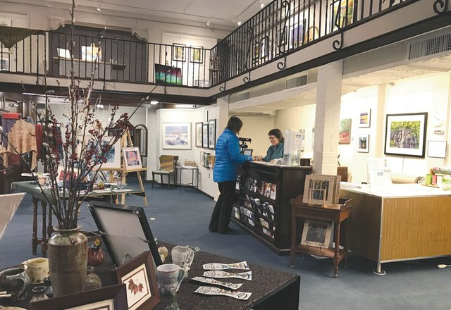 Ironwood Draws Art and Theater Downtown