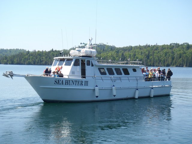 Sea Hunter III