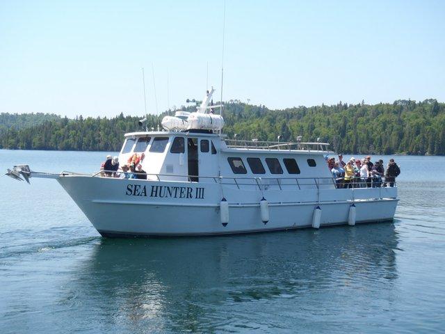 Sea Hunter III