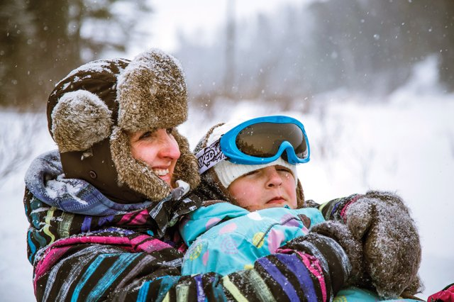 Don't Blame Winter for Missing Outdoor Fun