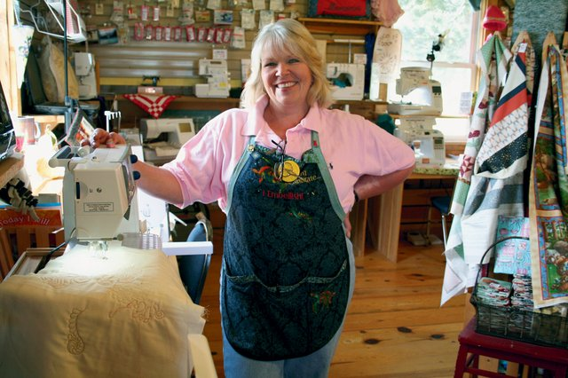 Sew Big: A Revival of the Itch to Stitch