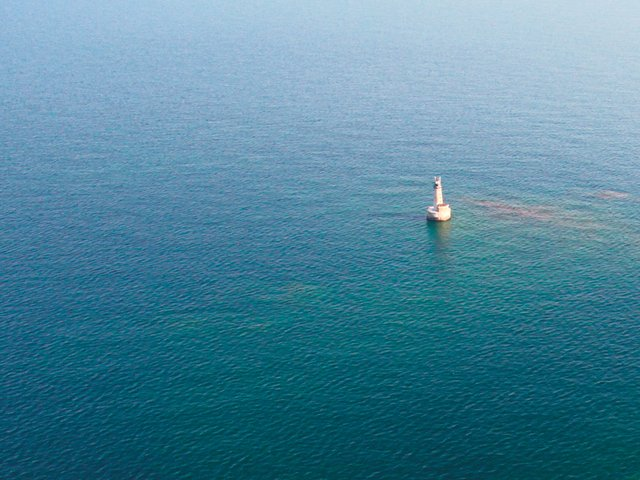 Stannard Rock Lighthouse: The Loneliest Place on the Continent
