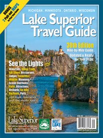 2017 Lake Superior Travel Guide