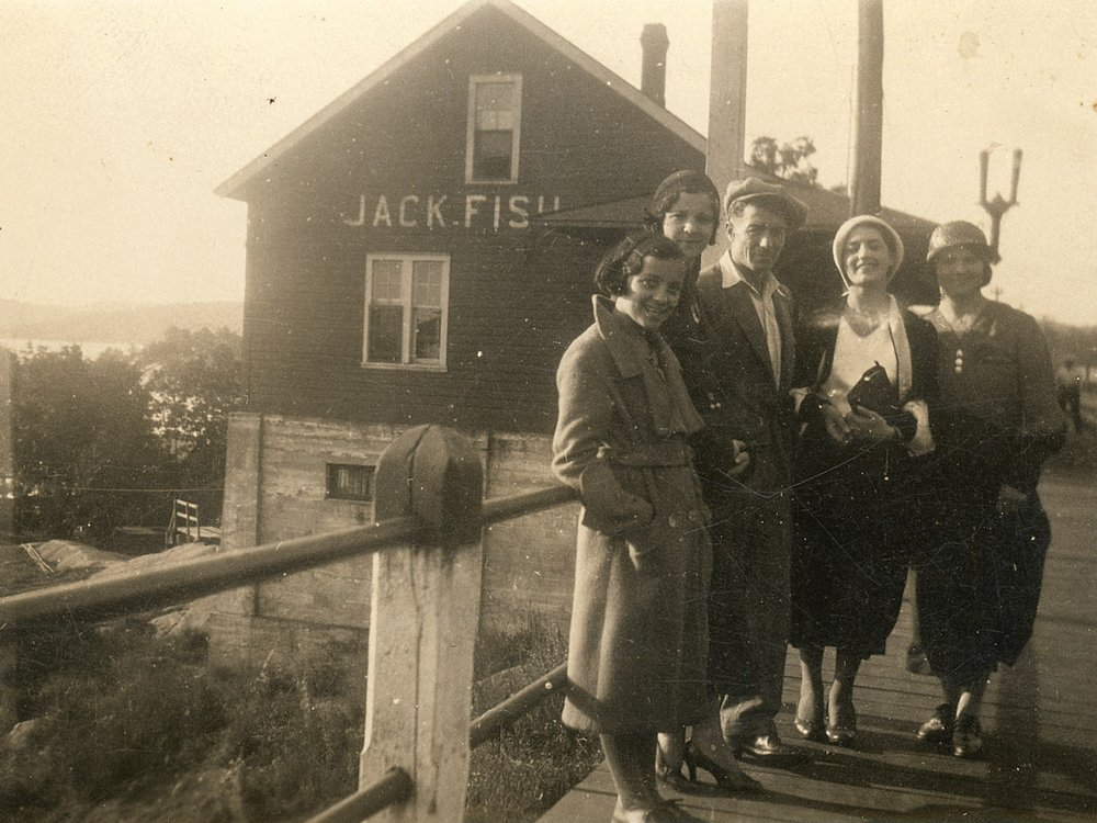 Jackfish, Ontario: Memories of a Ghost Town