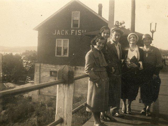 Jackfish, Ontario: Memories of a Ghost Town