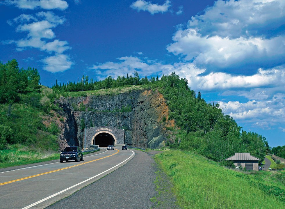 Minnesota Highway 61, hugging the shore from Duluth to Grand Portage, was voted Best Scenic Drive in Minnesota by readers in this year's survey.