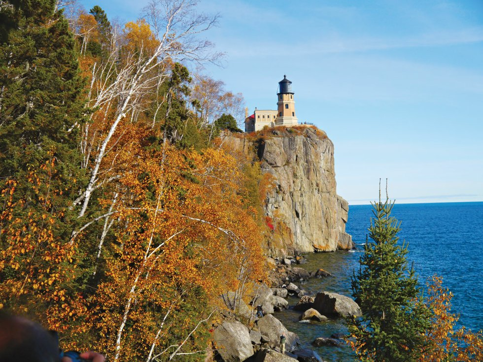 Split Rock Lighthouse, Minnesota.