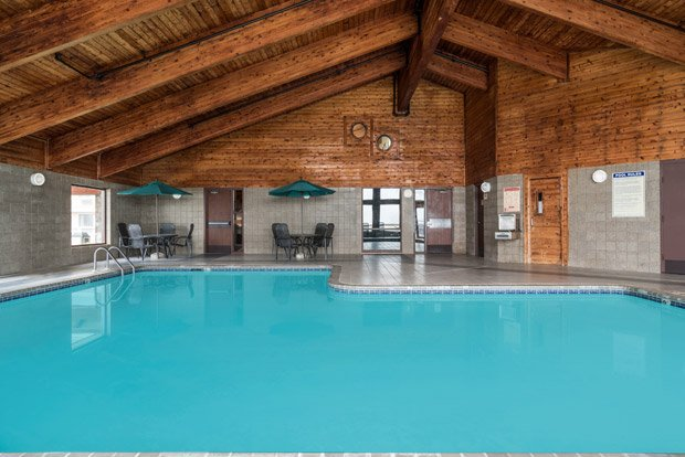 AmericInn Lodge and Suites – Tofte/Lutsen – Swimming Pool
