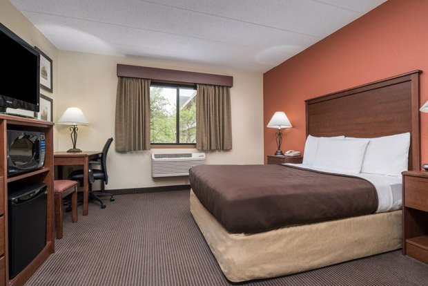 AmericInn Lodge and Suites – Tofte/Lutsen – Standard Single