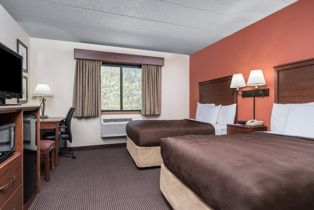 AmericInn Lodge and Suites – Tofte/Lutsen – Standard Double, Handicapped Assisted