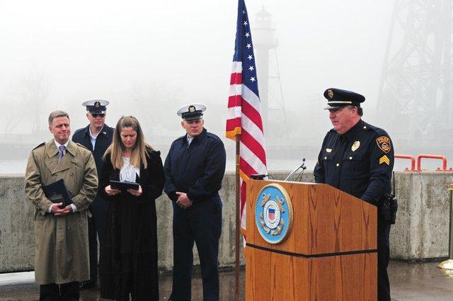Remembering Coast Guard Hero Edgar Culbertson