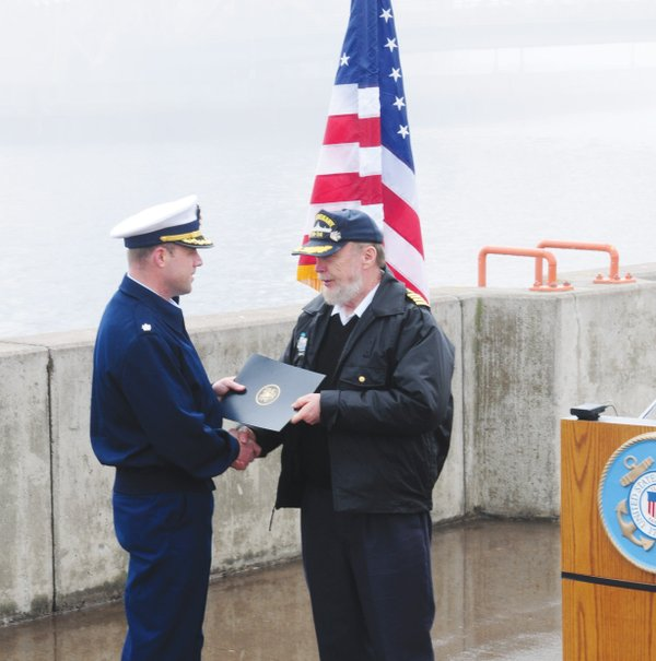Remembering Coast Guard Hero Edgar Culbertson