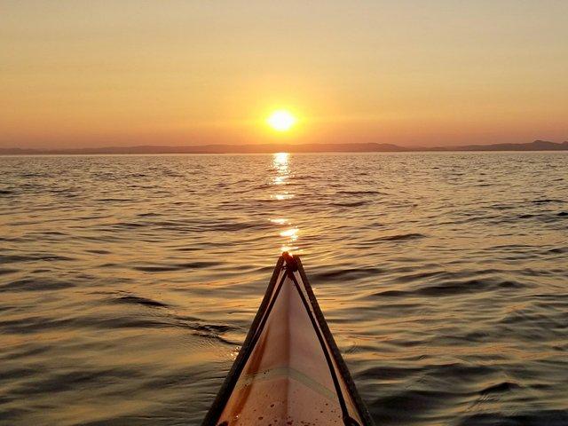 Crossing Lake Superior