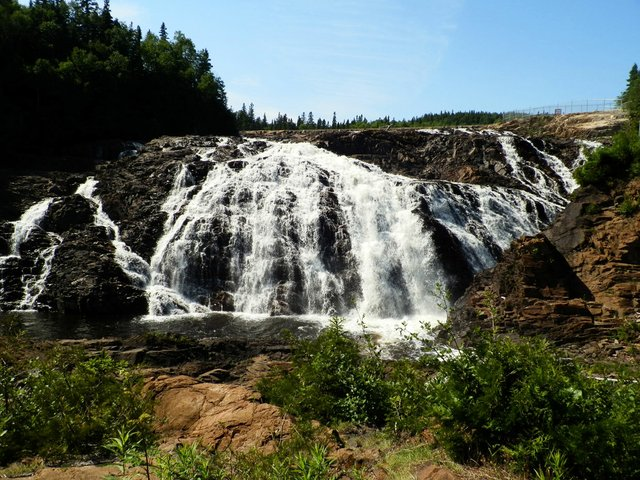 Magpie Scenic High Falls