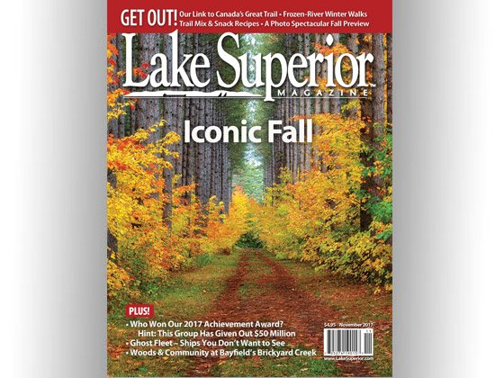 October/November header