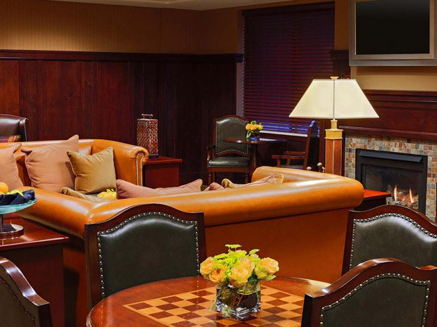 Sheraton Duluth Hotel – Lobby