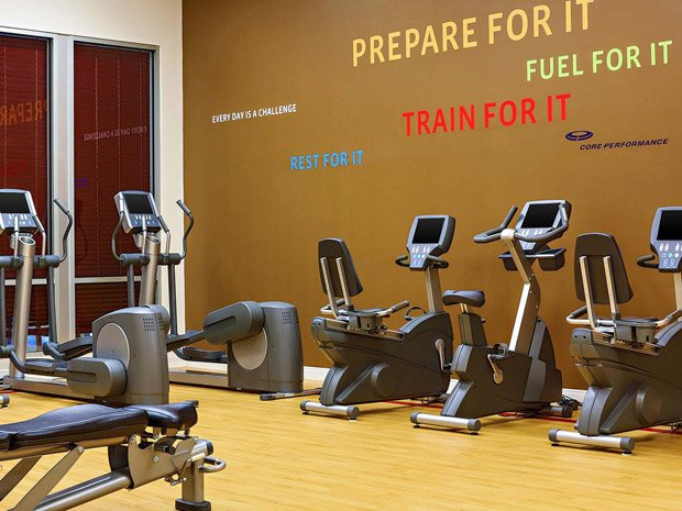 Sheraton Duluth Hotel – Fitness Center