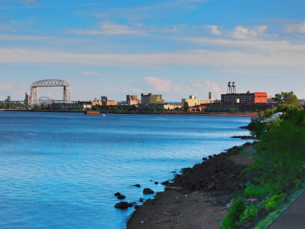 Sheraton Duluth Hotel – Nearby Attractions