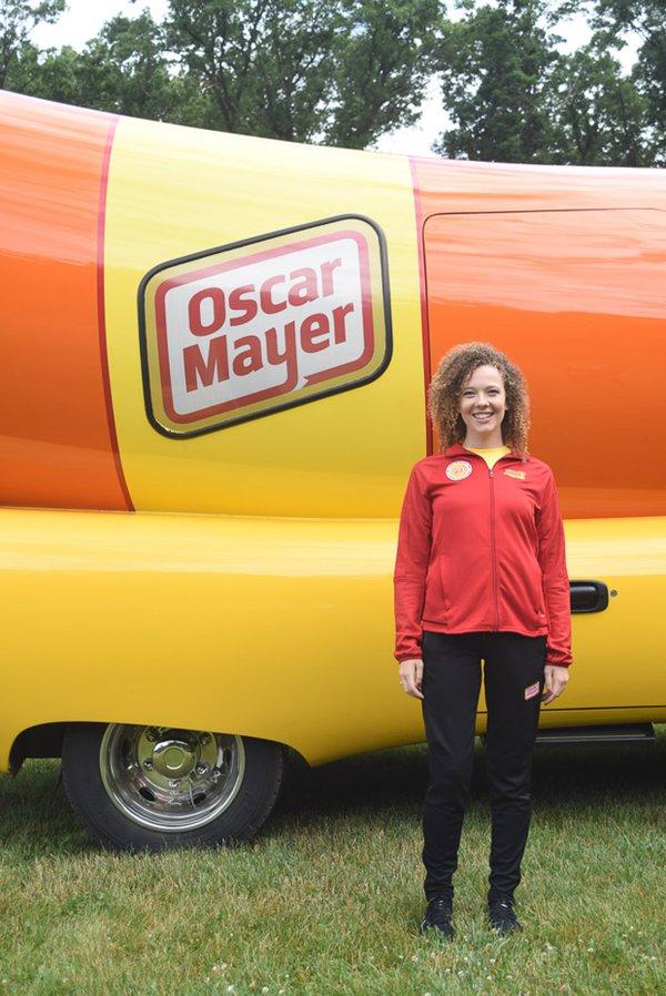 hotdogging for the oscar mayer wienermobile lake superior magazine