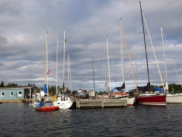 Discovery Charters – Rossport Harbour