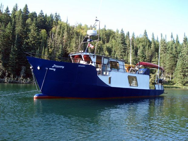 Discovery Charters – The Discovery