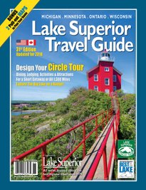 2018 Lake Superior Travel Guide
