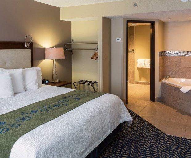 Grand Portage Lodge and Casino – Hotel Room