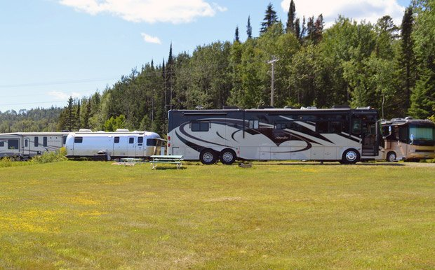 Grand Portage Lodge and Casino – RV Park and Campground