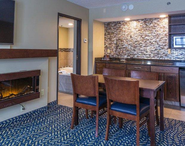 Grand Portage Lodge and Casino – Hotel Suite