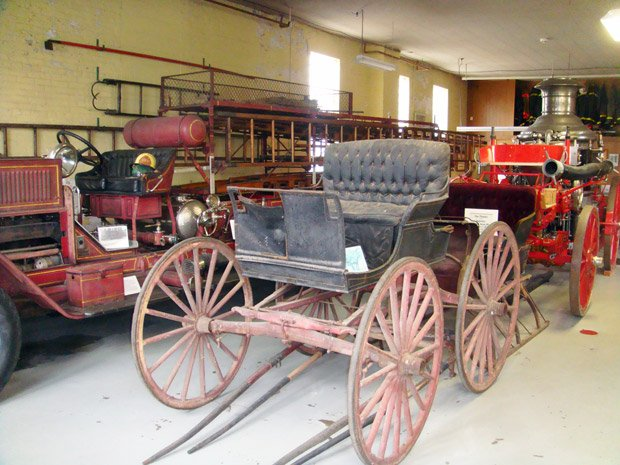 Superior Public Museums – Old Firehouse and Police Museum