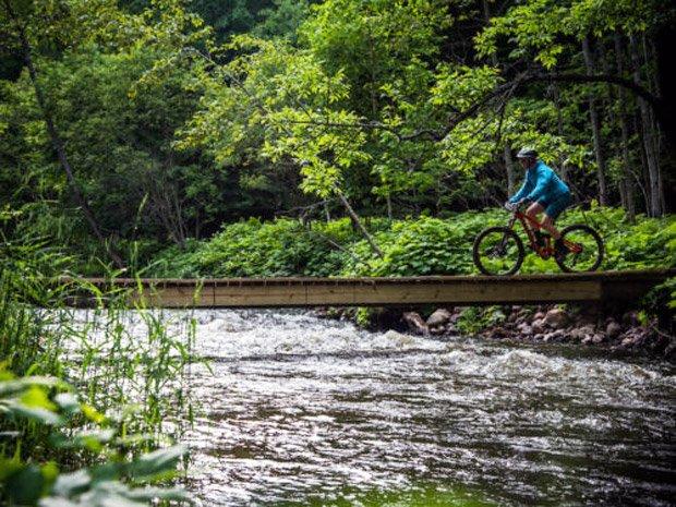 Travel Marquette Michigan – Trail Biking
