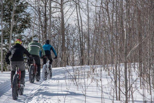 Travel Marquette Michigan – Winter Fat Tire Biking