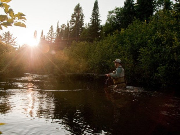 Travel Marquette Michigan – Fly Fishing