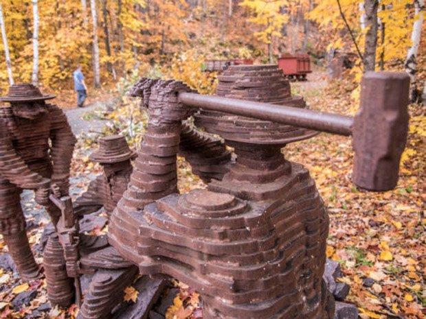 Travel Marquette Michigan – Iron Ore Heritage Trail