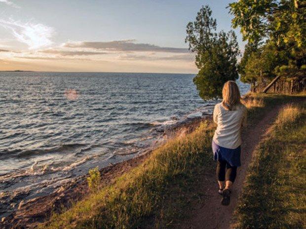 Travel Marquette Michigan – Lakeside Trail