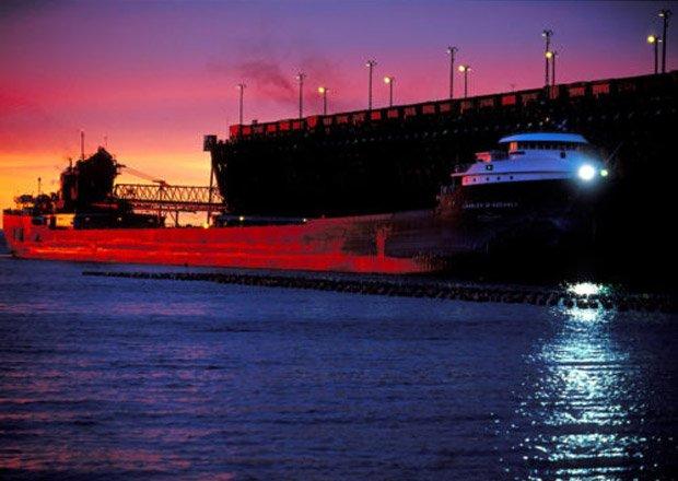 Travel Marquette Michigan – Ore Dock