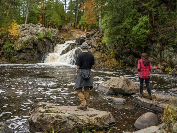 Travel Marquette Michigan – Waterfalls