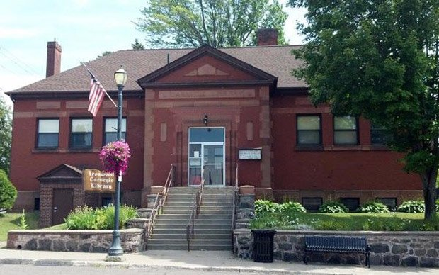 Ironwood Chamber – Carnegie Library