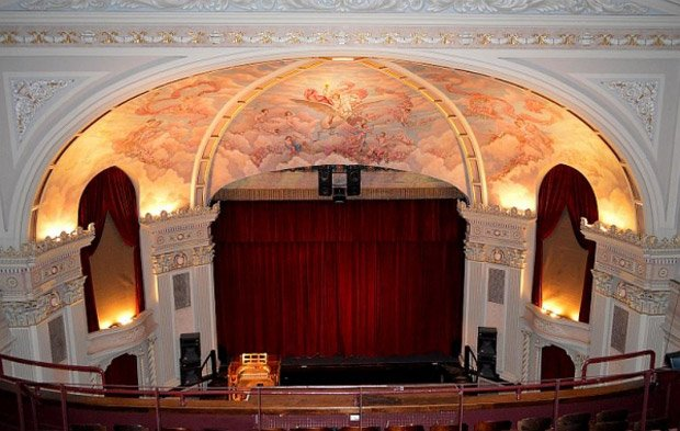 Ironwood Chamber – Historic Ironwood Theatre