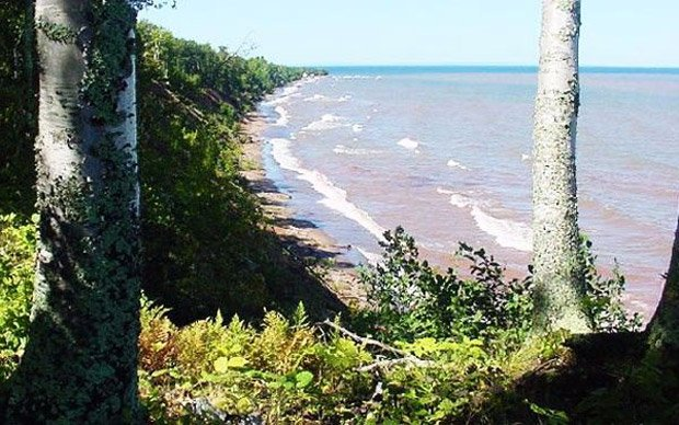 Ironwood Chamber – Little Girl's Point on Lake Superior