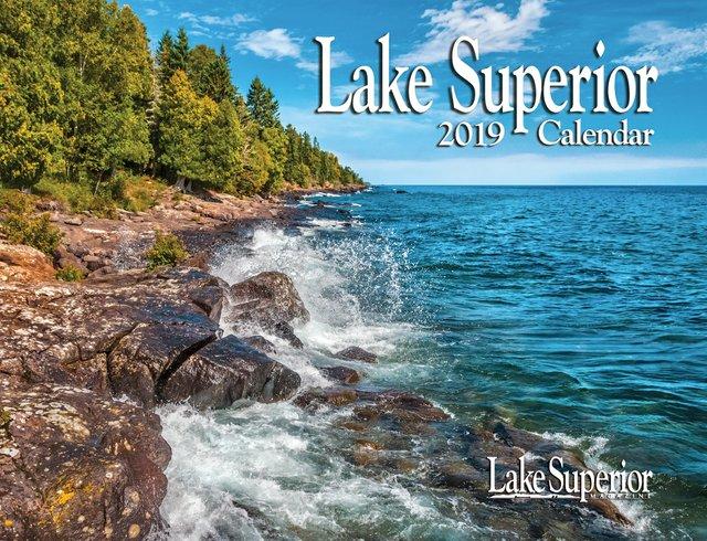 2019 Lake Superior Calendar