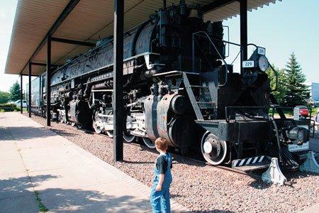 The Depot Museum