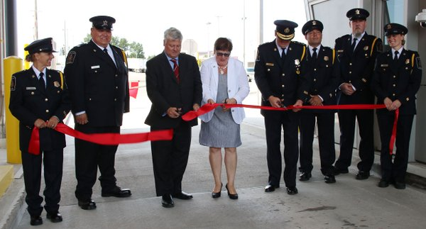 New Port of Entry at Sault Ste. Marie, Ontario