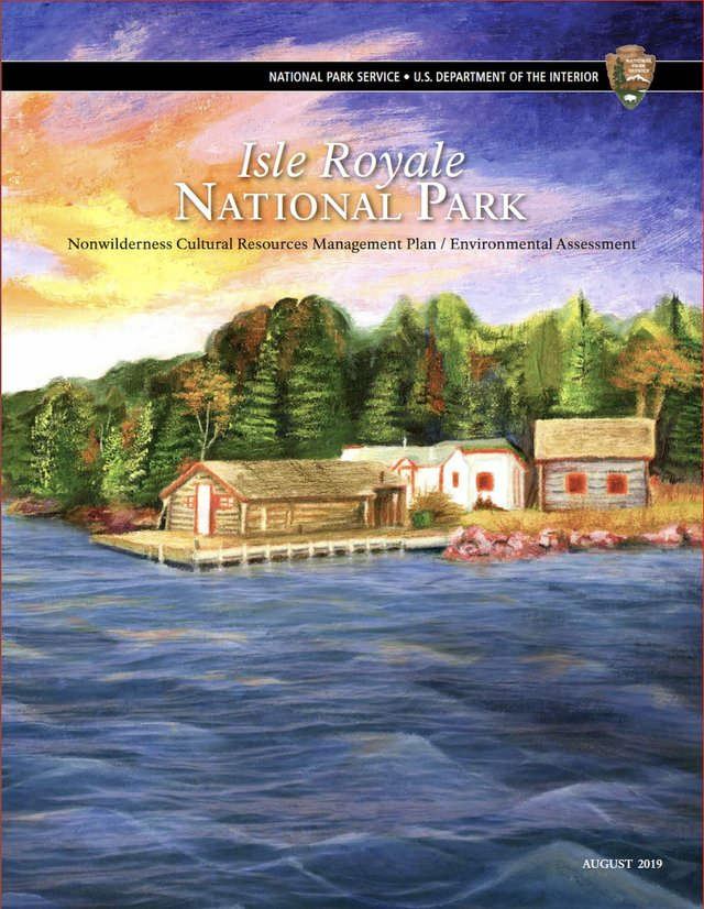 Isle Royale Cultural Management Plan