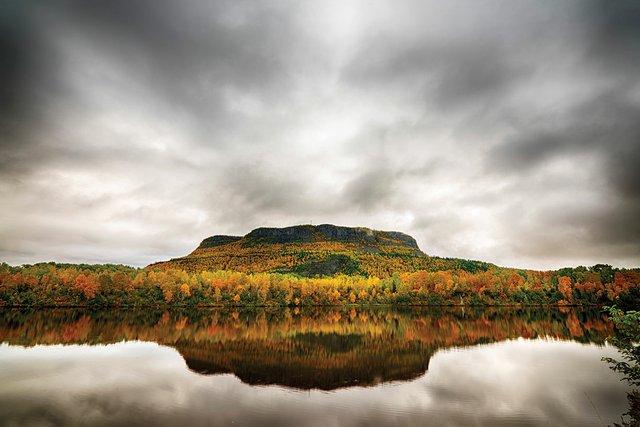 Honorable Mention, Lake & Landscape